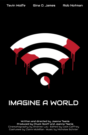 new Imagine A World poster